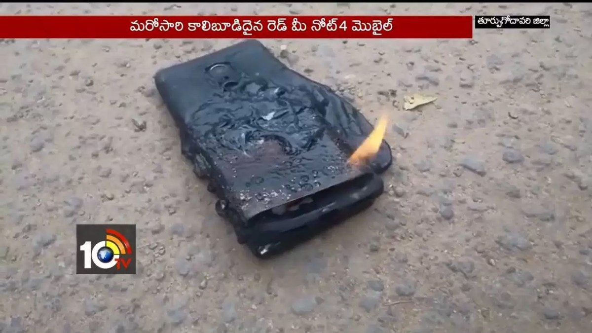 Another Redmi Note 4 catches Fire; Here's What happened?
