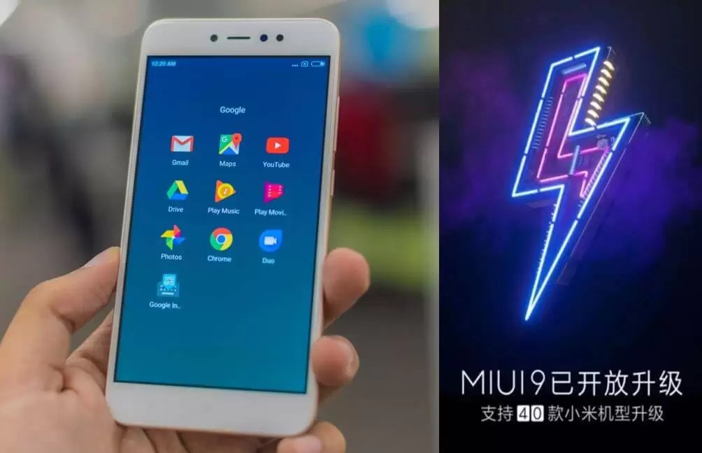 MIUI 9 Update will be coming to these 40 Xiaomi device