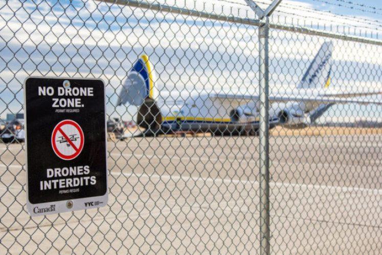 FAA investigating Drone