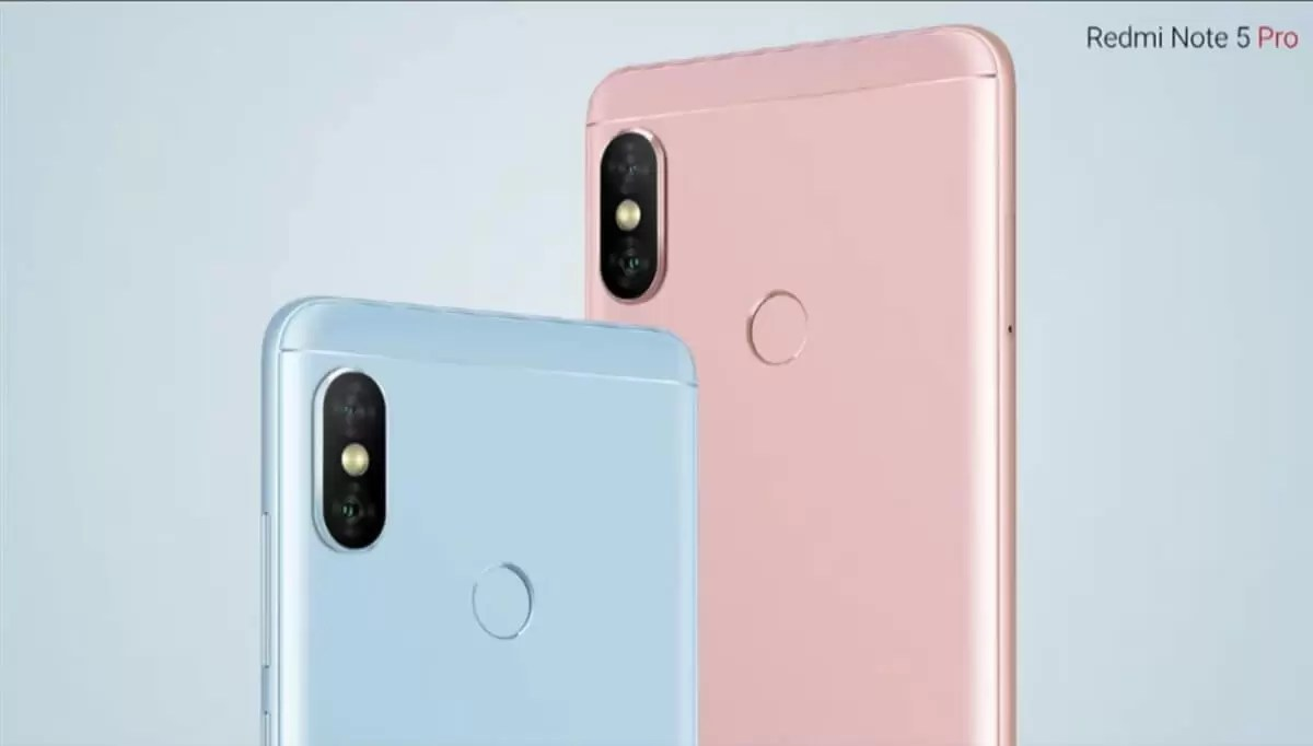 Xiaomi Redmi Note 5 Pro all Color Variants Coming in next Sale but without CoD option
