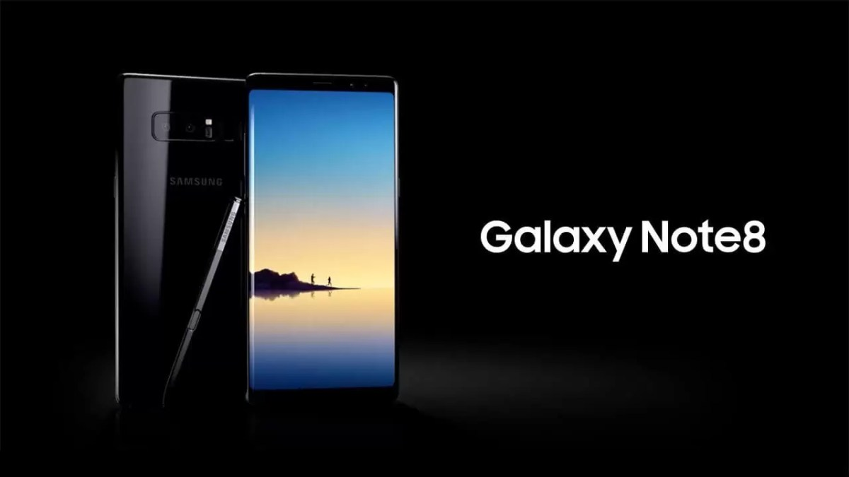 Samsung Galaxy Note 8 start getting Oreo but Overall its disappointing