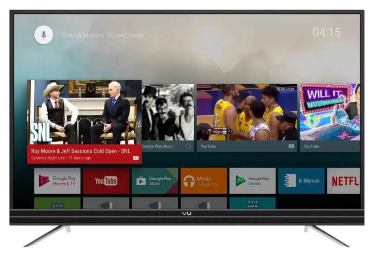 VU Android TV