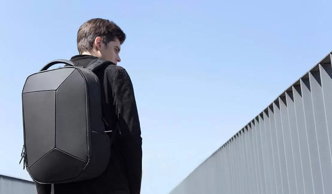 Xiaomi's Mi Geek Bagpack with Geometric Mosaic Design for Gamers Launched