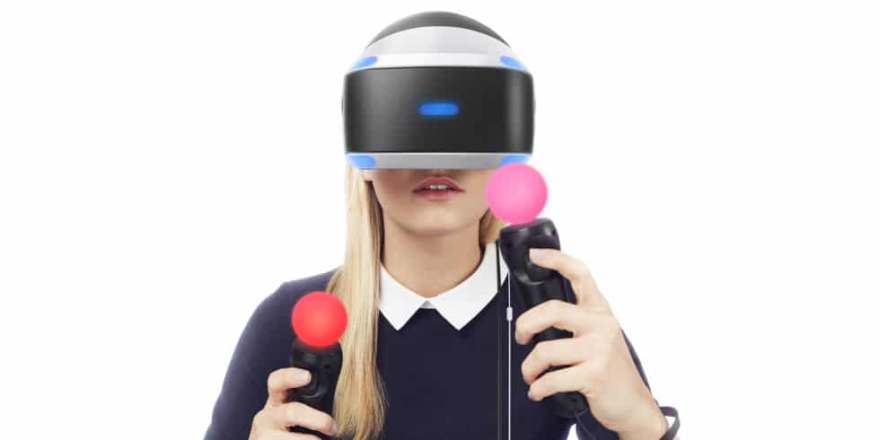 playstation vr move controller