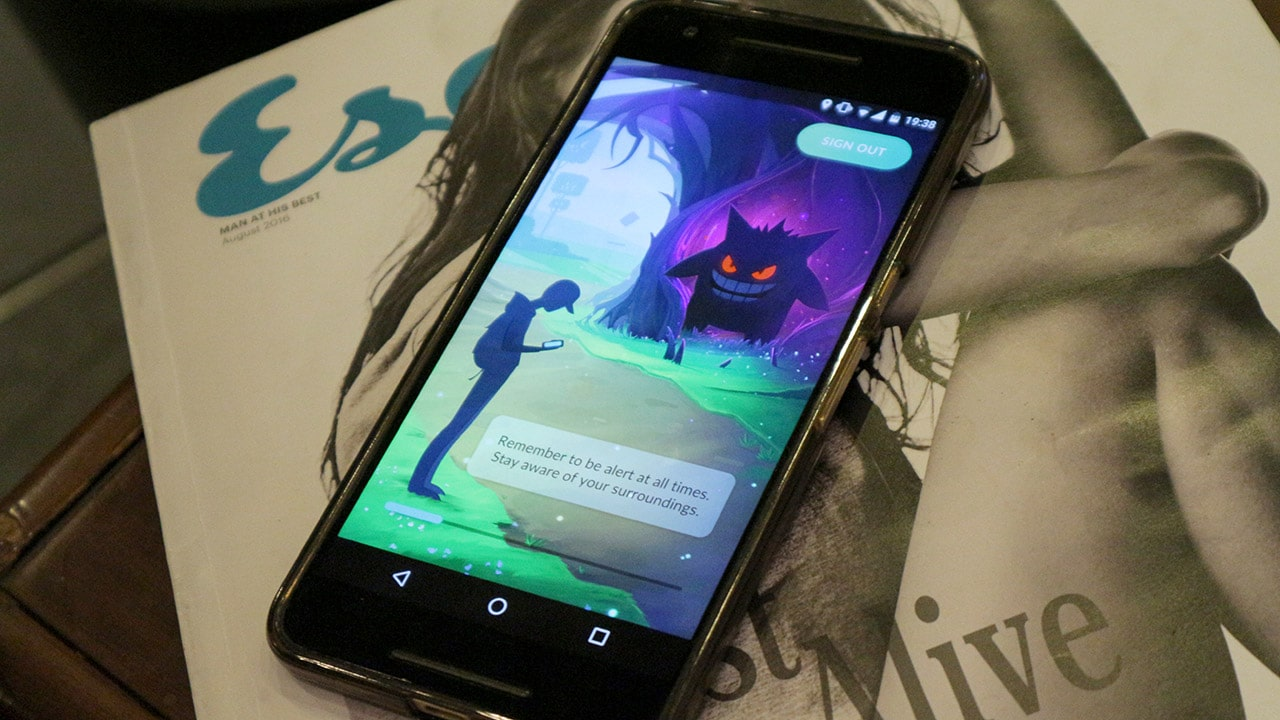 Pokémon Go Halloween event