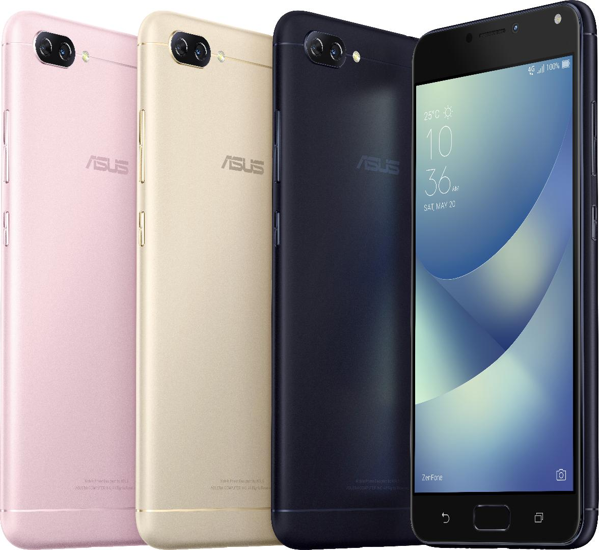 asus zenfone 4 launches with pro selfie and max models. Black Bedroom Furniture Sets. Home Design Ideas