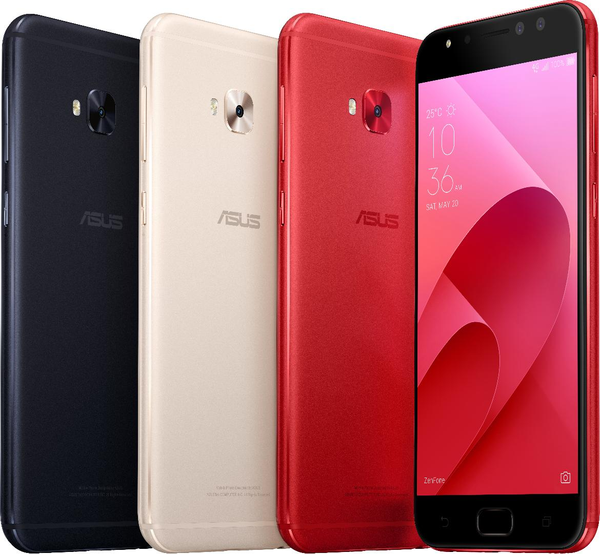 asus zenfone 4 launches with pro selfie and max models gadgetmatch. Black Bedroom Furniture Sets. Home Design Ideas