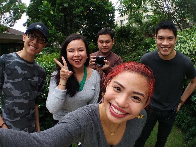 ASUS ZenFone 4 Selfie Pro photo sample #wefie