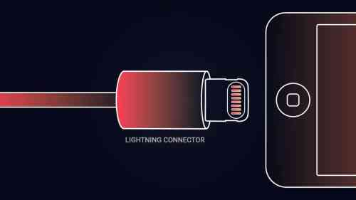 small resolution of apple already had their proprietary connector with the early iphones but it was only since the introduction of the lightning connector along with the