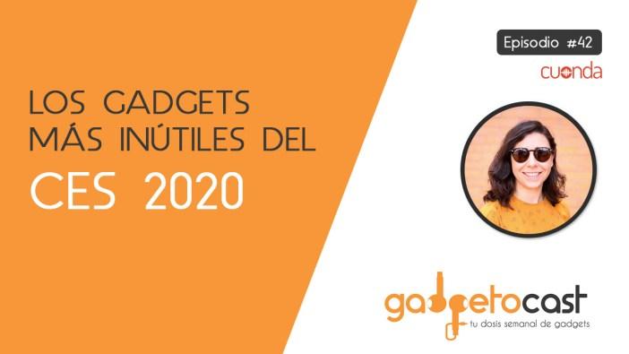 Los gadgets más inútiles del CES 2020