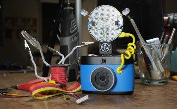 Next Level Co Otto Camera top