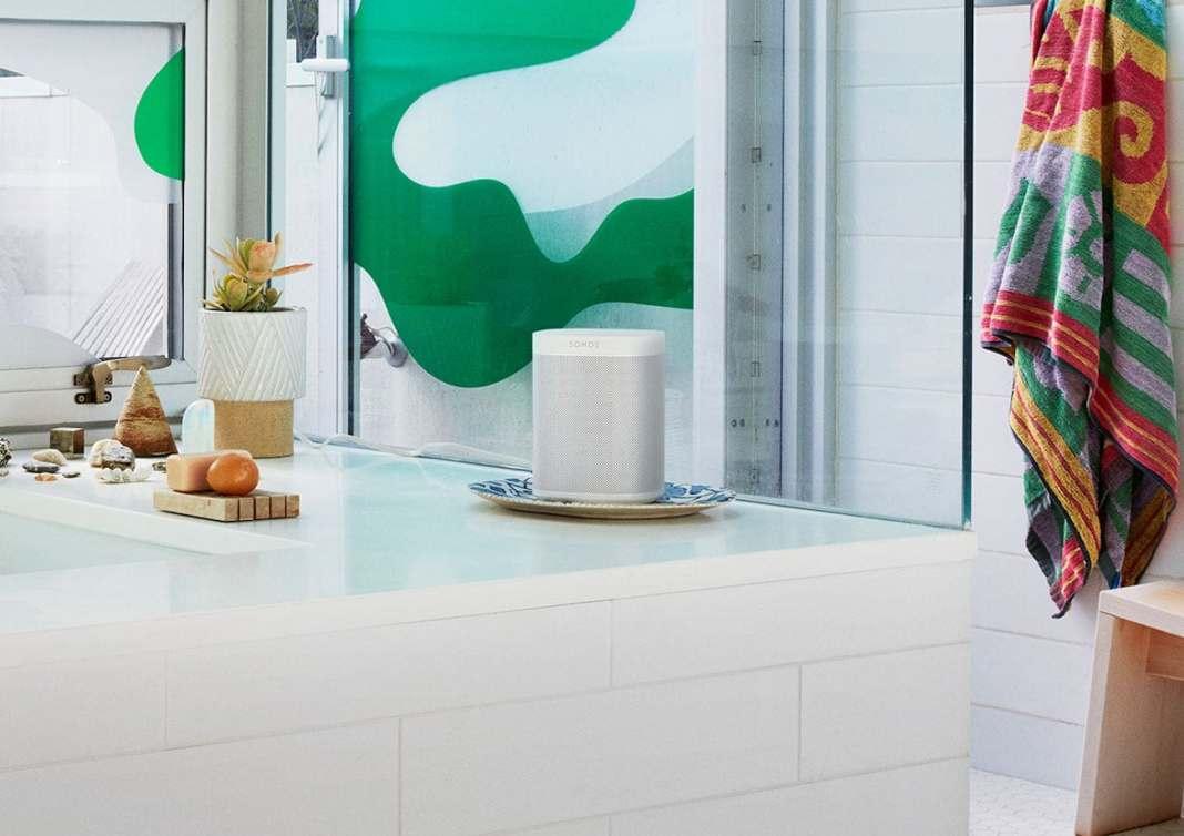 Sonos One Amazon Alexa Smart Speaker 03