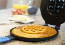 PanWaffle Pancake and Waffle Pan