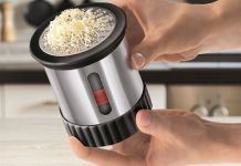 Stainless Steel Spreadable Butter Mill