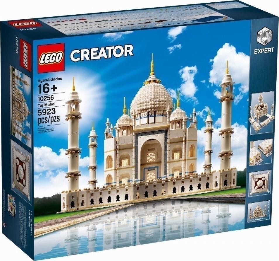 Lego creator taj mahal 10256