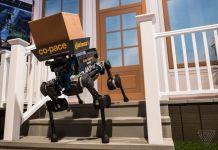 continental robot ces 2019