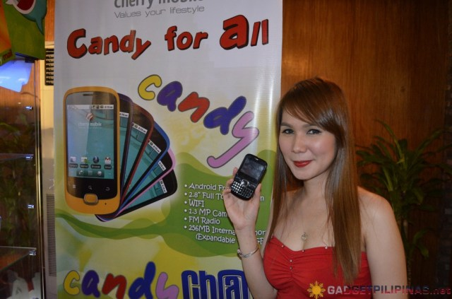 Cherry Mobile Candy Chat