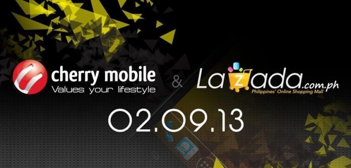 Cherry Mobile and Lazada
