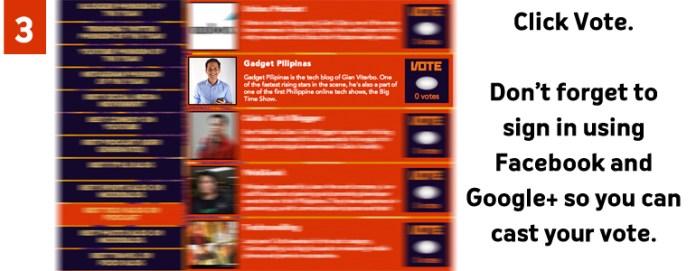 #tattGP, Tatt Awards 2013, Best Tech Blog, Gadget Pilipinas, Vote for Gadget Pilipinas as Best Tech Blog at Tatt Awards 2013, Gadget Pilipinas, Gadget Pilipinas