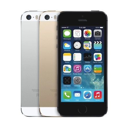 iPhone 5s all colors 0