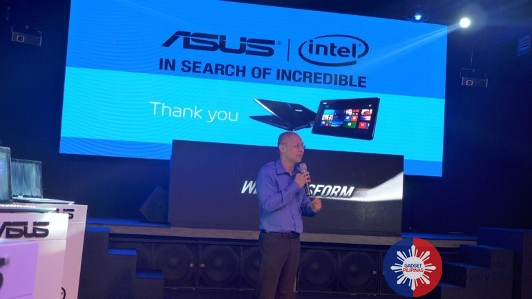 Asus Transfomer Book T100 Launch 8