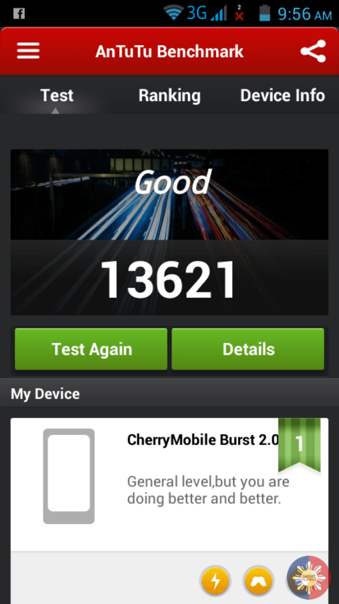 Cherry Mobile Burst 2.0 13