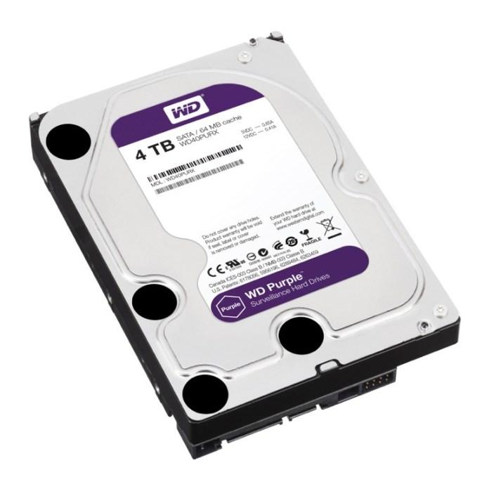 WD Purple 3