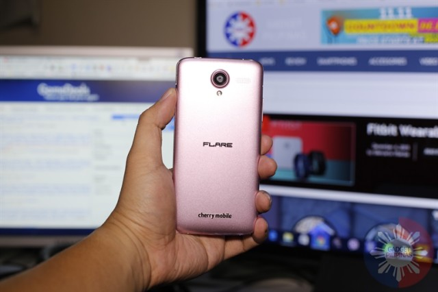 Cherry Mobile Flare 4, Cherry Mobile Flare 4 Review, Gadget Pilipinas, Gadget Pilipinas
