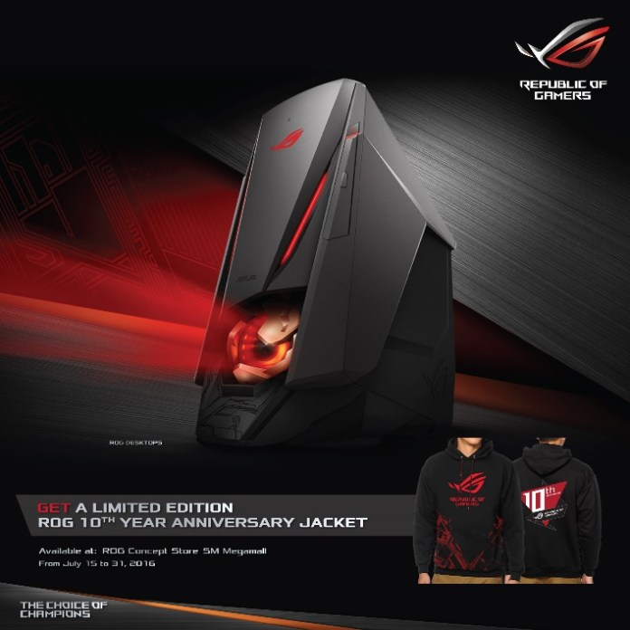ASUS Republic of Gamers, ASUS Republic of Gamers Opens First Flagship Store in the Philippines, Gadget Pilipinas, Gadget Pilipinas