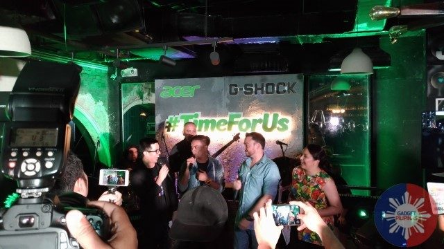 , Acer Philippines Partners with G-Shock for TimeForUs Campaign, Gadget Pilipinas, Gadget Pilipinas
