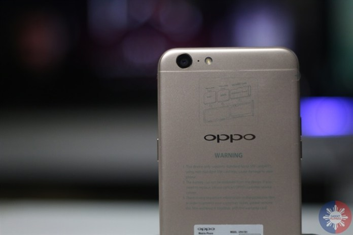 OPPO A57 16