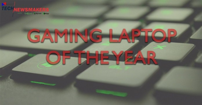 Gaming Laptop of the Year