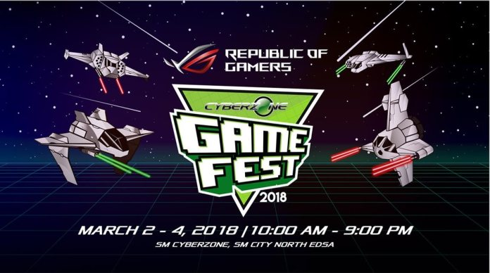 Cyberzone Game Fest, ASUS ROG Joins Cyberzone Game Fest 2018!, Gadget Pilipinas, Gadget Pilipinas