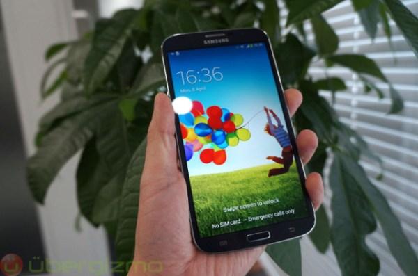 UberGizmo: Samsung Mega