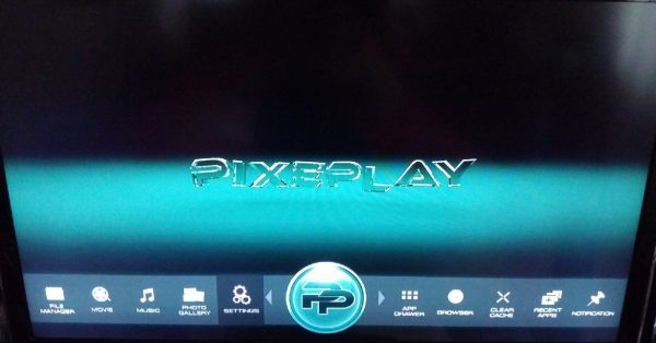 pixeplay kuro default screen