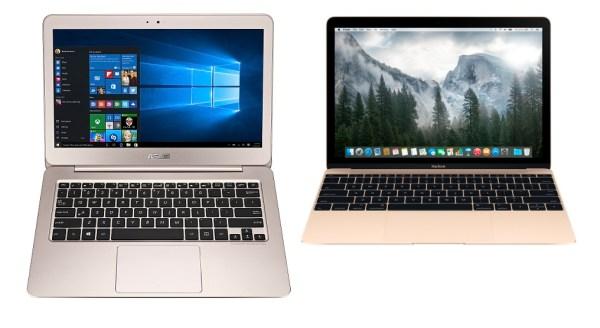 asus ux305 gold macbook
