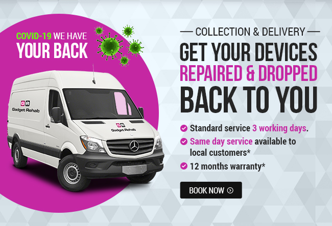 mobile phone repairs collection and deliveries