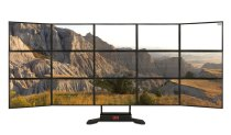 15 Screen Tiled Video Wall