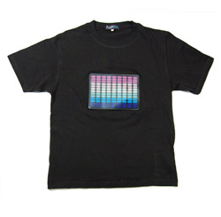 T-Qualizer Graphic Equaliser T-Shirt