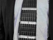 Solar Powered Tie