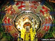 Large Hadron Collider Hacked