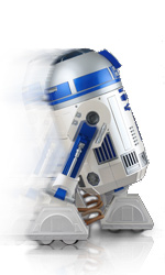 Artoo - The R2-D2 DVD Projector