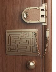 The Defendius Door Chain