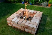 Garden Fire Pit Outdoor Fire Pits And Fire Pit Safety