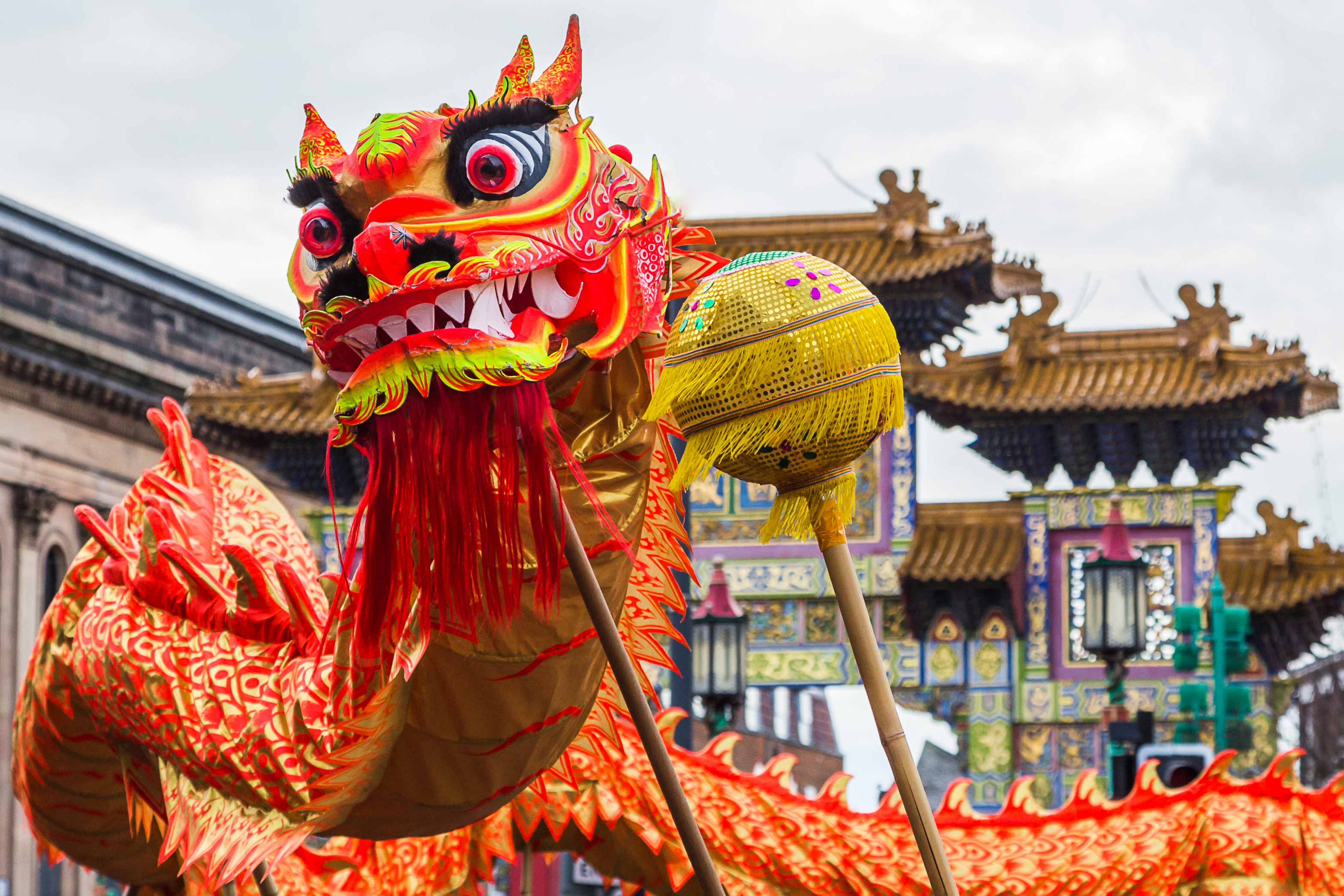 Five Tips On Capturing Chinese New YearStreet Festival