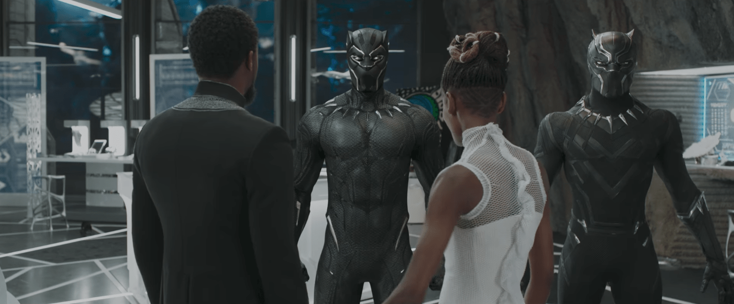 Warrior Falls Mcu Wallpaper What Black Panther Reveals About Our Future In Tech