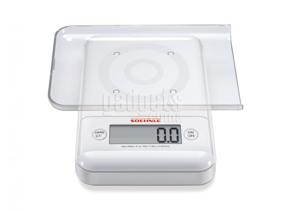Balanza de cocina Soenhle Ultra 01500 g  Gadgets  Cuina