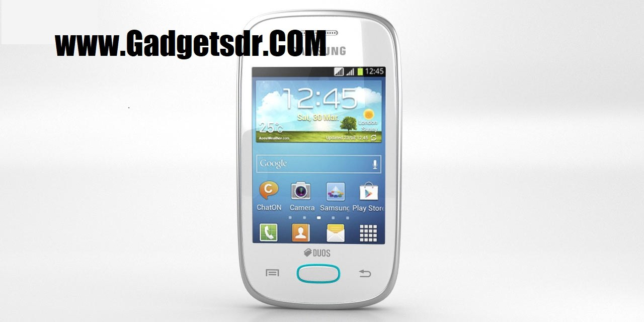 Samsung GT-S5300 Stock Rom / Stock Firmware / Flash File
