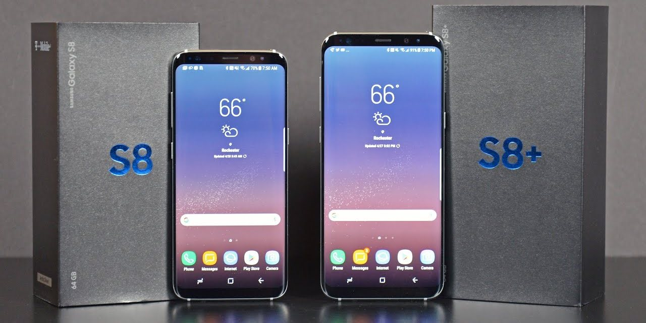 Samsung S8 and S8Plus (Sprint) Unlock Network -Free
