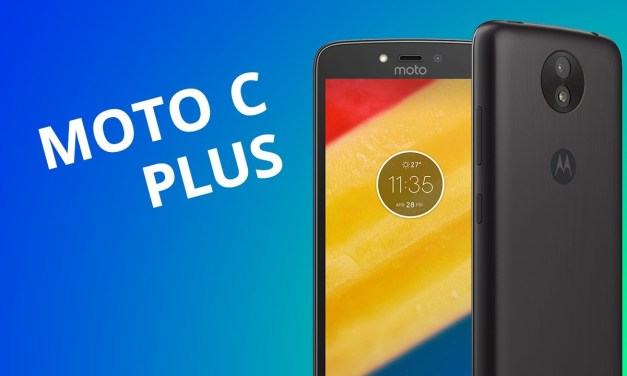 Bypass Google Account on MOTO C Plus XT1721 Android 7.1.1 -2017 [Very Easy]